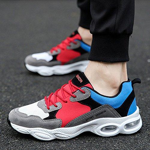 FEIFEI Scarpe da uomo Primavera e Autunno Fashion Leisure Scarpe sportive resistenti allusura 4 colori ( Colore : 03 , dimensioni : EU43/UK9/CN44 ) 03
