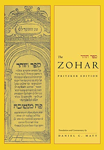 [The Zohar: Pritzker Edition, Volume Four: Vol 4] [By: x] [September, 2007]