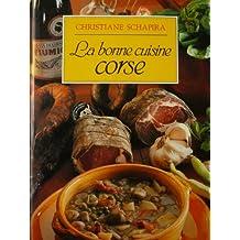 La bonne cuisine Corse