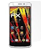 atFolix Schutzfolie kompatibel mit Oppo N1 Mini Bildschirmschutzfolie, HD-Entspiegelung FX Folie (3X)