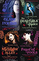 Morganville Vampires Collection, The: Glass Houses, The Dead Girls' Dance, Midnight Alley, Feast of Fools (The Morganville Vampires)