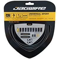 Jagwire Hyper Derailleur DIY Cable Kit, Ice Gray (japan import) - Jagwire Hyper Cavo