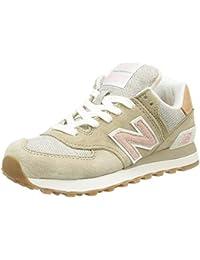 New Balance Wl574v1, Baskets Basses Femme
