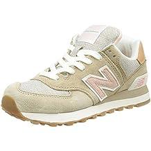 new balance beige femme 574
