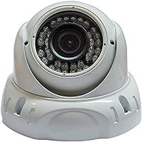 Telecamera Videosorveglianza Dome 800 Linee (TVL) Focale