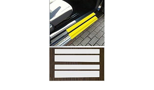 Lackschutzfolie transparent Einstiege Türen passgenau für VW UP 3-Türer