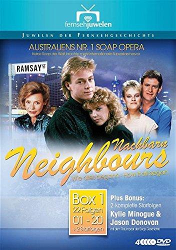 Bild von Nachbarn/Neighbours - Box 1: Wie alles begann (Fernsehjuwelen) [4 DVDs]