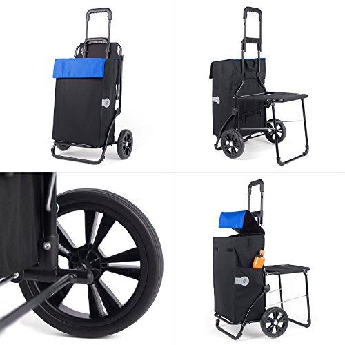 Einkaufshilfe für Senioren – Original Andersen Komfort Shopper - 4