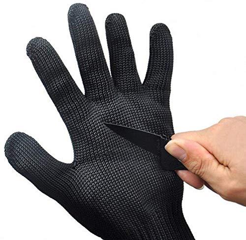 Outdoor Protective Schnittschutzhandschuhe Verdickt 5 Drahtschutzhandschuhe