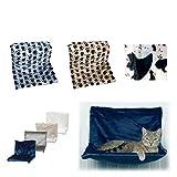 Cuccia per termosifone - Amaca da calorifero con gancio per il relax del tuo gatto