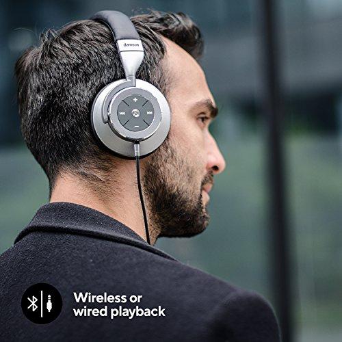 45690e5e2ac Damson HS Bluetooth Wireless Over Ear Active Noise Cancelling ...