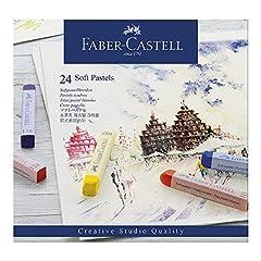 Idea Regalo - FABER-CASTELL Softpastellkreiden STUDIO QUALITY, 24er Etui