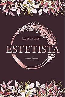Amazon It Regalo Estetista Agenda Estetista Planner A Righe Notebook Appunti Per Estetista 110 Pagine A Righe 15 24 X 22 86 Cm Vicenti Modica Mara Libri