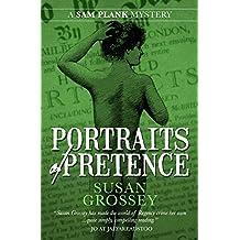 Portraits of Pretence (The Sam Plank Mysteries Book 4)