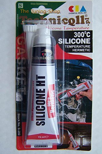 red-high-temperature-silicone-adhesive-sealant-70ml-heat-resistant-300c-liquid-gasket-new