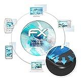 atFolix Schutzfolie für Hisense E18 Folie - 3 x FX-Curved-Clear Flexible Displayschutzfolie für gewölbte Displays