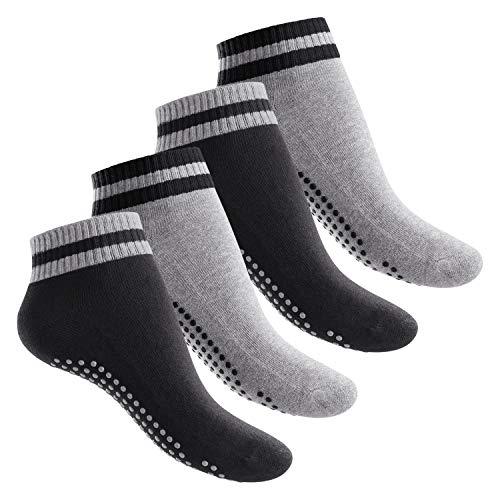Celodoro 4 Paar Yoga & Wellness Socken - Variante 2 39/42