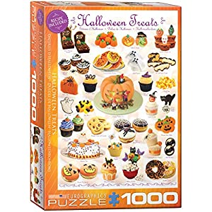 Eurographics - Puzzle con Marco Halloween, 1000 Piezas (EG60000432)