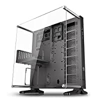 Thermaltake CORE P5 Green Edition ATX Open Frame Mid Tower Liquid Cooling Computer Case CA-1E7-00M8WN-00 Thermaltake Core P5  / ATX SIZE