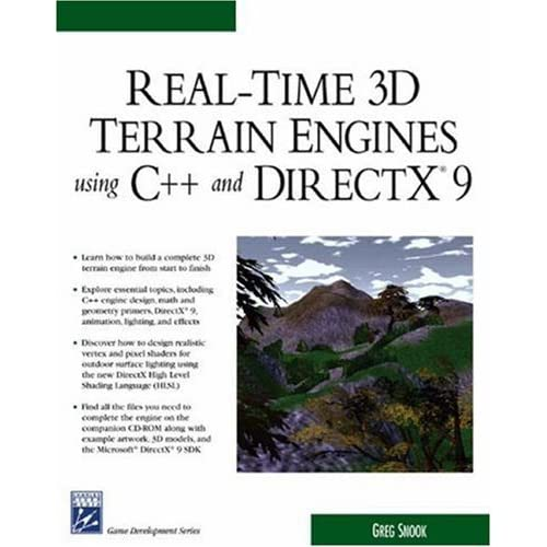Real-time 3D Terrain Engines Using C++ and DirectX (Charles River Media Game Development) by Greg Snook (2003-06-01)