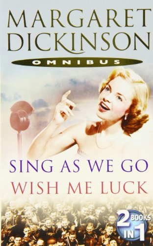 book cover of Sing As We Go / Wish Me Luck