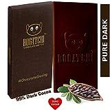 Best Dark Chocolates - BOGATCHI 99% Dark Handcrafted Chocolate, Zero Sugar, 80g Review