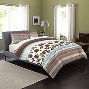 Victoria Dream 3pcs King Size Bedsheet Set (King size Bedsheet Set (1) Bedsheet 260 × 240 cm (2) Pillow Case 50x75 cms Made