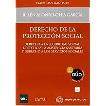 Derecho de la Protección Social (Papel + e-book) (Tratados y Manuales de Derecho)