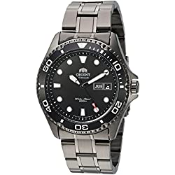 Reloj «Ray Raven II» para hombre, de la marca Orient, en color negro (modeloFAA02003B9)