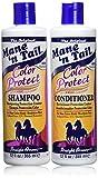 Shampoo und Pflegespülung-Set von Mane 'n Tail - Farbschützendes Shampoo & Pflegespülung
