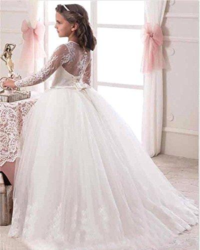 Para 2018 Moda Fiesta Y Comunion Hermosos Vestidos De