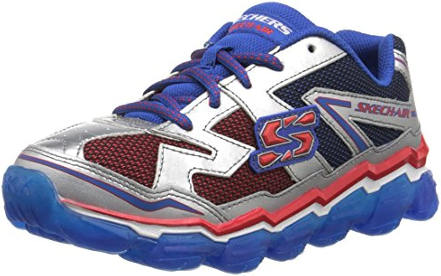 Skechers Kids Boys Air Fly Back Athletic Sneaker Little Kid/Big Kid