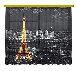 Gardine/Vorhang FCS 7406, Paris, 280 x 245 cm, 2-teilig