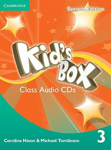 Nixon, C: Kid's Box Level 3 Class Audio CDs (2) Nixon Audio