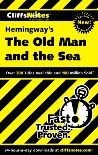 Notes on Hemingway's The Old Man and the Sea (Cliffs Notes)
