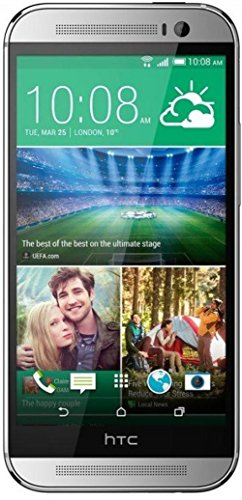 HTC One M8 Eye (Silver)