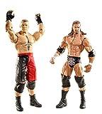 #6: Tickles Multicolor Wrestle Mania XXVIII-Brock Lesnar & Triple H (Pack Of 2) 15 cm