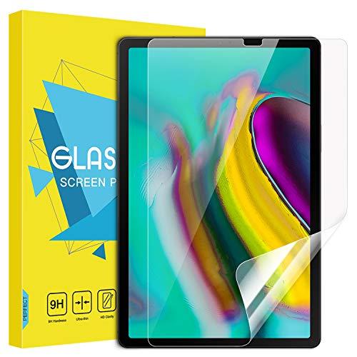 MoKo Kompatibel mit Galaxy Tab S5e Schutzfolie, 6H Härte Premium PET Folie Explosionsschutz Displayschutzfolie Ersatz für Samsung Galaxy Tab S5e 2019 Tablet - Transparent