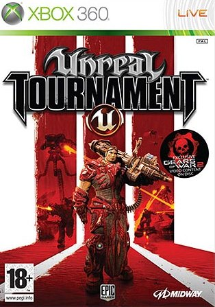 Unreal Tournament 3 X360 Ver. Portugal
