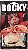 Set de prótesis pómulos hinchados Rocky Balboa de látex