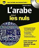 L'arabe pour les Nuls, grand format, 2e édition...