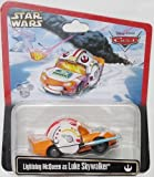 Disney Pixar Cars Star Wars Lightning Mcqueen as Luke Skywalker 1:55 Scale Limited Edition