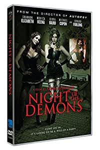Night of the dmons [FR Import]