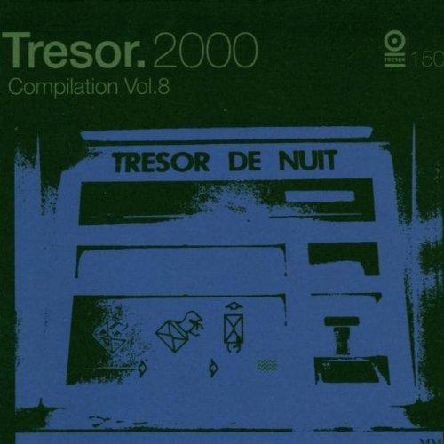 Preisvergleich Produktbild Tresor.2000 Compilation Vol. 8 (Digipack)