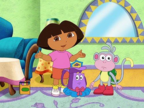 Die Rucksack-Parade (Kostüm Und Dora Boots)