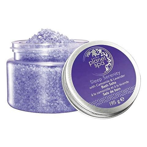 Avon Planet Spa Sleep Serenity Bath Salts 195 g