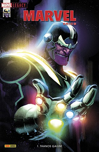 Marvel Legacy : Marvel Epics nº1 par Donny Cates