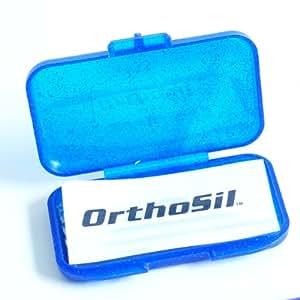 OrthoSil accolades cire de silicone cire protectrice (3 articles)