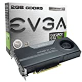 Evga Geforce GTX760 Grafikkarte