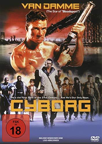 Cyborg Kostüm Ideen - Cyborg (Uncut, Wave